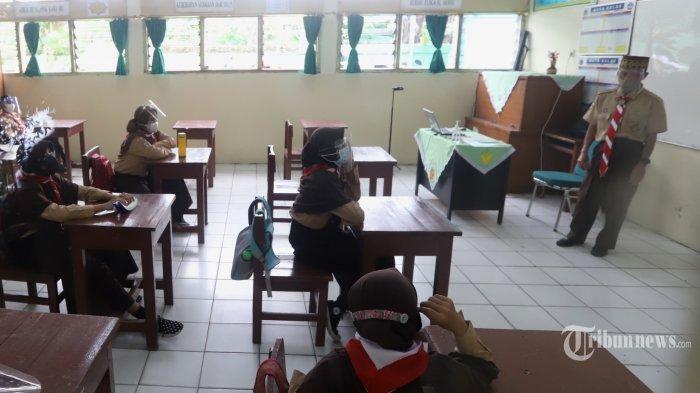 Pemerintah Pusat Diminta Dampingi Pemda saat Gelar Pembelajaran Tatap Muka Terbatas