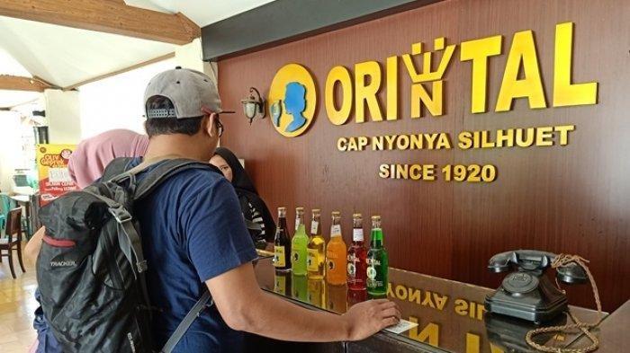 Limun Oriental, Minuman Tradisional Cita Rasa Khas Pekalongan Sejak 1920, Dulu Sajian untuk Lebaran