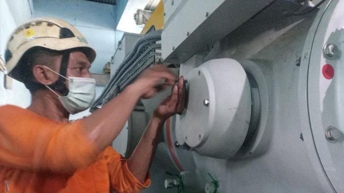 Dukung Proyek MRT Fase 2, PLN Beri Tegangan Pertama SKTT 150 kV Ketapang - Mangga Besar
