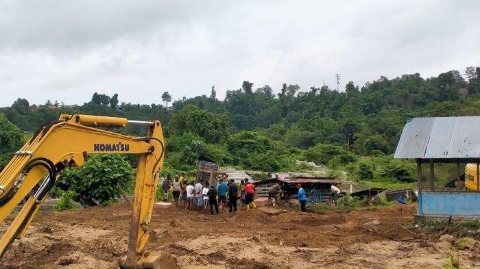 Terdampak Proyek Perpanjangan Runway Bandara Rendani Manokwari, 45 Makam Dipindahkan ke Soribo