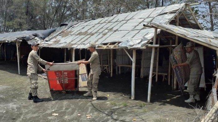 Satpol PP Kaget Temukan Pasangan Pelajar Nyaris Tak Berbusana di Bilik Asmara Kawasan Wisata Parin
