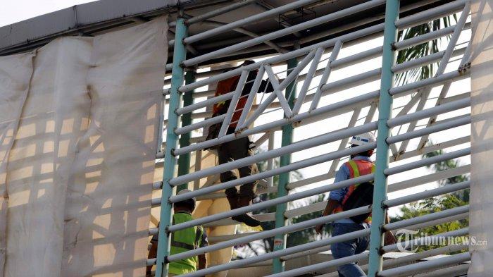 Stasiun yang Rusak Sudah Diperbaiki, MRT Jakarta Pastikan Pelayanan Pengguna Berjalan Lancar