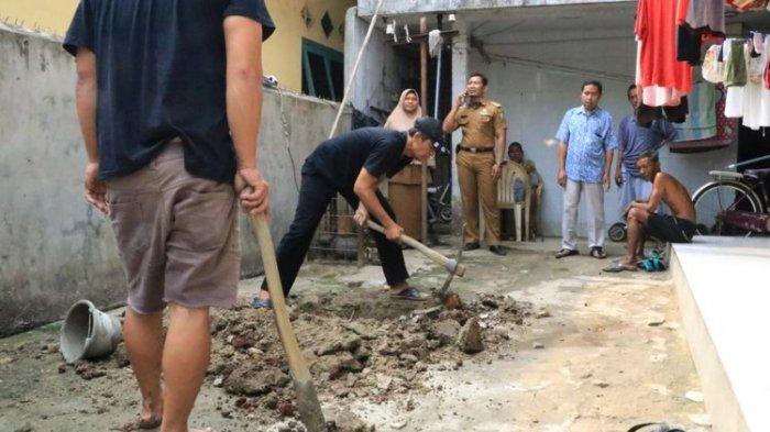 Kontrakan Berpenghuni 21 KK di Karawaci Disegel karena Tak Ada Jamban