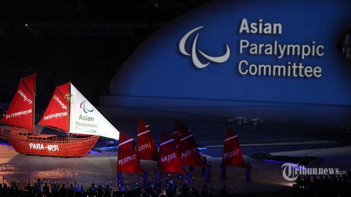 Jelang Penutupan Asian Para Games 2018, Arus Lalu Lintas di Sekitar Senayan Dialihkan