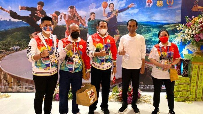 Hadiri Pembukaan PON XX Papua, Bamsoet Harap PON Perkukuh Rasa Persatuan dan Nasionalisme