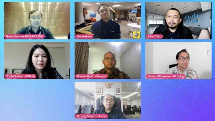 PRO Academy DTS 2021, Bekali Talenta Digital Profesional Agar Siap Bersaing