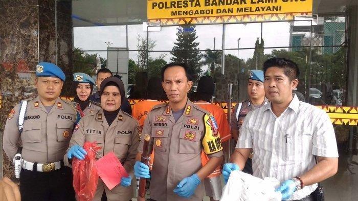 Polisi Ungkap Kasus Pembunuhan Suhendi di Bandar Lampung, Pelakunya Kakak Beradik