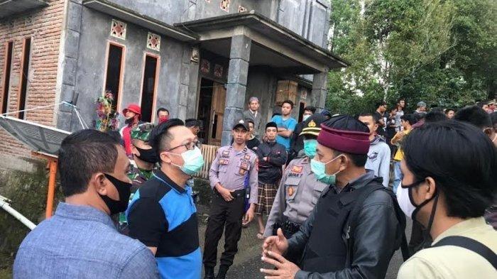 Polres Bantaeng Masih Dalami Motif Pembunuhan Anak Kandung di Desa Pattaneteang
