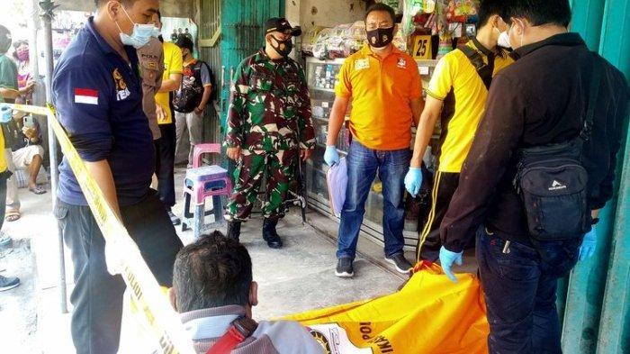 Juragan Sembako Tewas Bersimbah Darah, Awalnya Karyawan Curiga Lihat Pintu Toko Terbuka dan Gelap