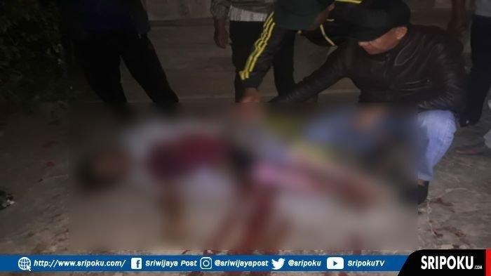 Pembunuhan di OKU Selatan, Warga Way Kanan Lampung Tewas Bersimbah Darah Tikam Pengawas Proyek