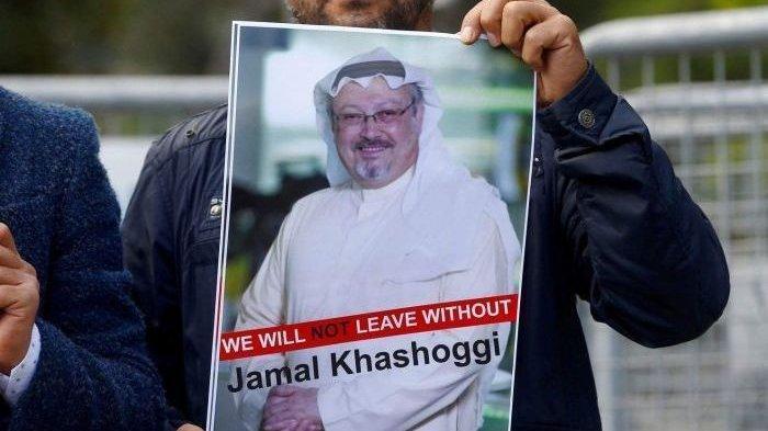 Pembunuhan Jamal Khashoggi. Terbaru, Arab Saudi Tolak Laporan Intelijen AS tentang Pembunuhan Jamal Khashoggi
