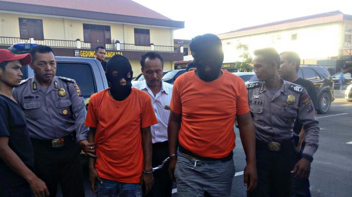 Dua Anggota SPSI Merampok dan Membunuh Korbannya