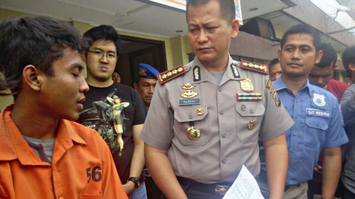 Pembunuh Gadis Berusia 16 Tahun Ternyata Pengguna Sabu