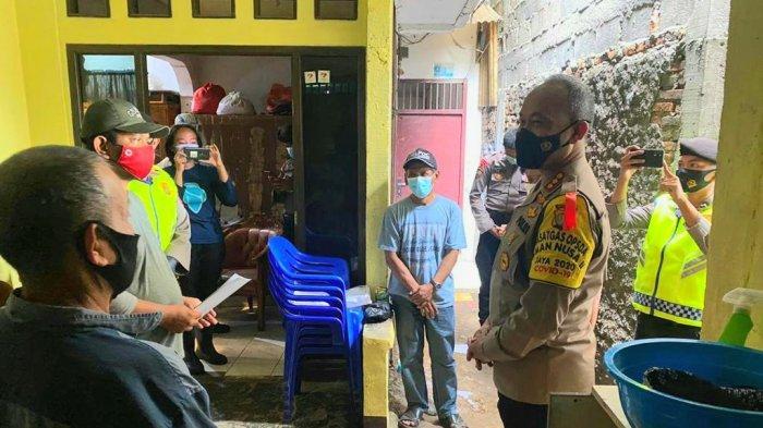 Kontak Erat dengan Jenazah, Tim Pemburu Covid-19 PMJ Tracing 13 Orang di Cilandak