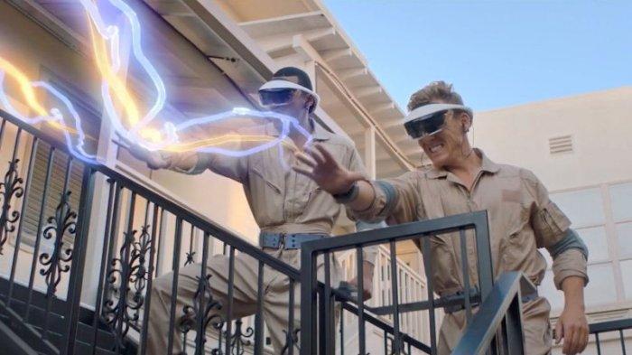 Ghostbuster Ultah, Sony Berikan Pengalaman Pemburu Hantu Berteknologi AR