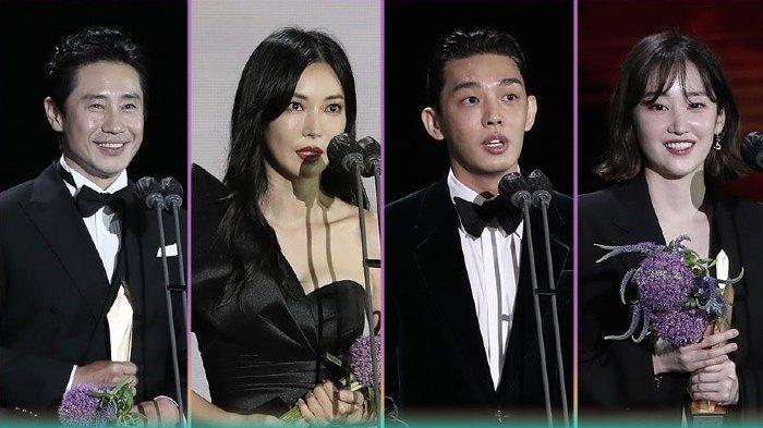 Daftar Lengkap Pemenang Baeksang Arts Awards ke-57, Best Actress Diraih Cheon Seo Jin dari Penthouse