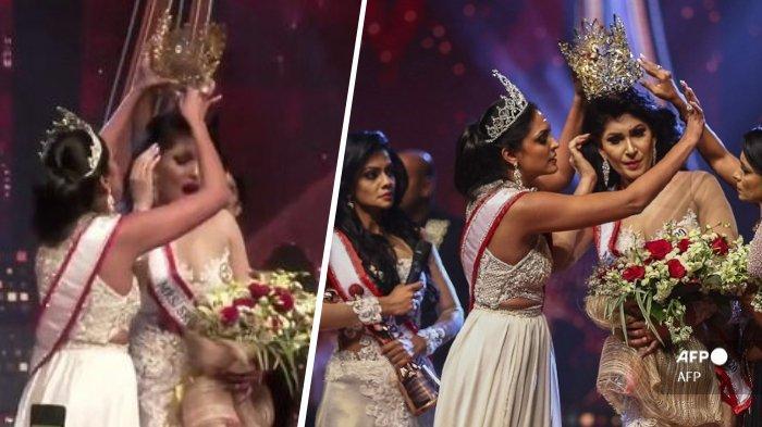 Pengakuan Pushpika De Silva, Juara Mrs Sri Lanka setelah Mahkotanya Dicopot Paksa, Sebut Bukan Janda