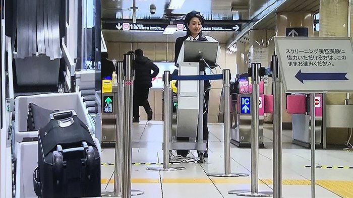 Pertama Kali Dalam Sejarah Jepang, Barang dan Penumpang Shinkansen Akan Diperiksa Mulai 1 Juli