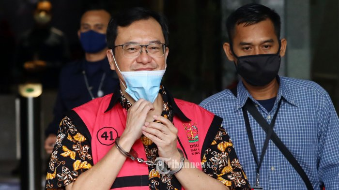 Benny Tjokro Ajukan Banding Atas Vonis Seumur Hidup Terkait Kasus Korupsi Jiwasraya