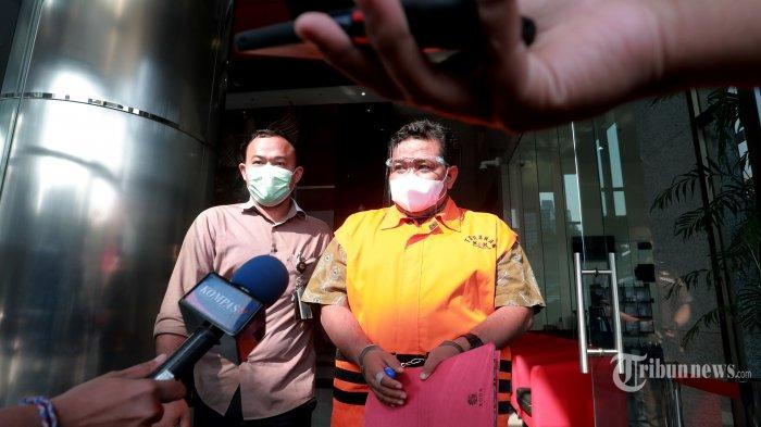 KPK: Berkas Perkara Wali Kota Nonaktif Tanjungbalai Dinyatakan Lengkap