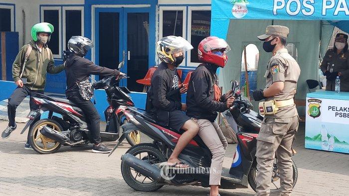 Akumulasi Denda Pelanggar PSBB di Jakarta Capai 1 Miliar Lebih