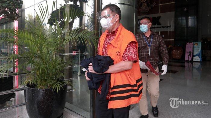 KPK Perpanjang Masa Penahanan Wali Kota Nonaktif Cimahi Ajay Priatna