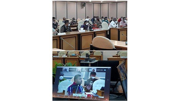 Bupati dan Pimpinan DPRD Papua Harap Pembangunan Di Papua Lebih Ke Arah Pendekatan Kesejahteraan