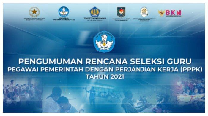 Informasi PPPK Guru Honorer 2021, dari Status, Tunjangan hingga Kuota Pendaftar