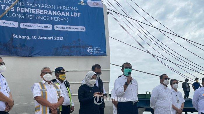 Pelindo III Jalankan Penugasan di Pelabuhan Patimban Subang