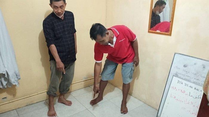 Fenomena Aneh di Lamsel, Suhu Rumah Sukarman Tidak Normal, Buat Baring-baring Badan Serasa Diurut