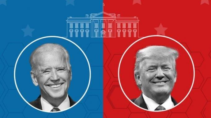 Pemilu AS 2020: Kapan Debat Calon Presiden Donald Trump vs Joe Biden?