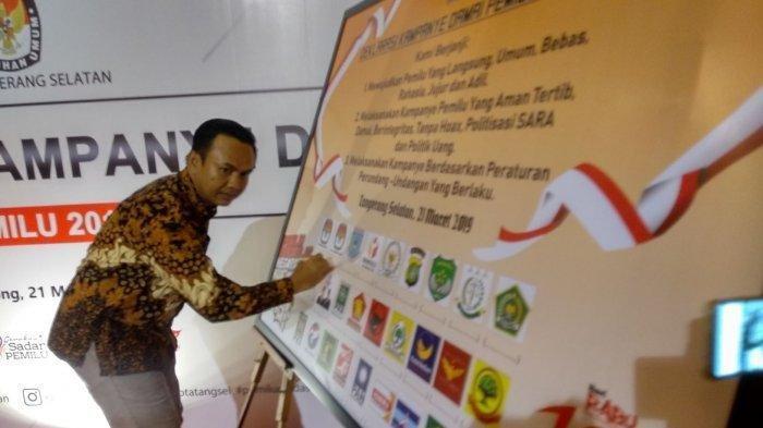 Ketua KPU Tangerang Selatan Bambang Dwitoro Wafat, Hasil Swab Positif Covid-19