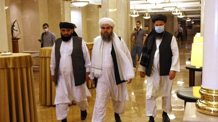 Taliban Tak Mau Monopoli Kekuasaan di Afghanistan, Tapi Ingin Presiden Ashraf Ghani Disingkirkan