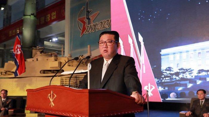 Kim Jong Un Sebut Persenjataannya Hanya untuk Pertahanan, Salahkan Tekanan dari AS dan Korea Selatan