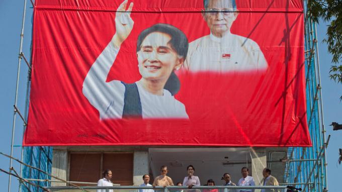 BREAKING NEWS : Tokoh Myanmar Aung San Suu Kyi Ditangkap
