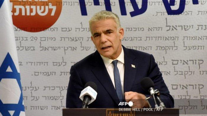 Profil Yair Lapid, Pemimpin Oposisi yang Menantang Benjamin Netanyahu dalam Pemilu Israel
