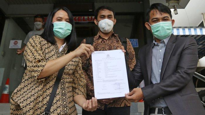 Liputan6.com Resmi Laporkan Kasus Doxing terhadap Jurnalisnya ke Polda Metro Jaya