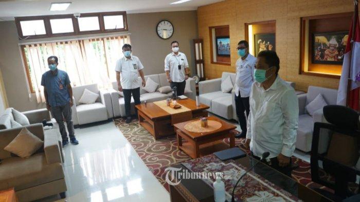 Pemkot Denpasar Dapat Penghargaan WTP Dari Kementerian Keuangan RI.
