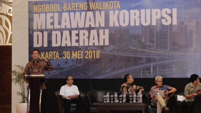 Wali Kota Hendi Jadi Simbol Reformasi Di Daerah