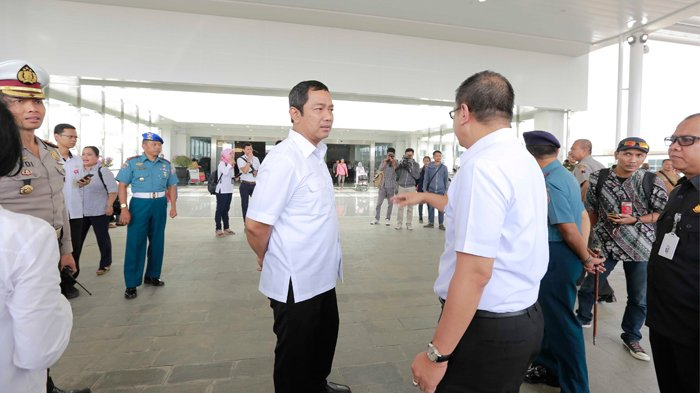 Wali Kota Hendi Pastikan Bandara Baru Semarang Siap Untuk Pemudik