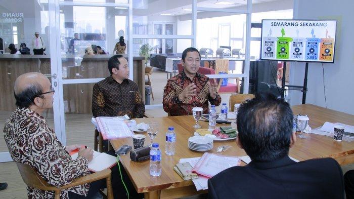 Wali Kota Hendi Antar Kota Semarang Masuk 3 Besar Indonesia's Attractiveness Index 2018