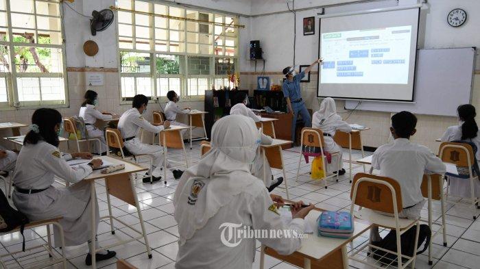 Pimpinan DPR Minta Kemendikbud Kaji Rencana Pembelajaran Tatap Muka Juli 2021