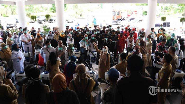 Dirjen Prof Dr Zudan Arif Imbau Warga Tunda Sementara Pengurusan Data Kependudukan di Dukcapil