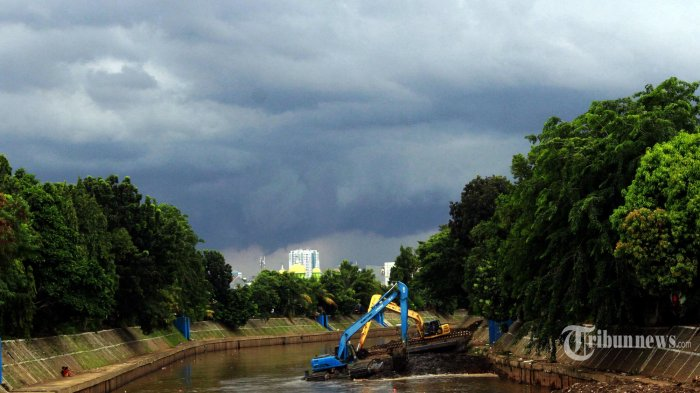 BPBD DKI Sebut 34 Kelurahan Rawan Banjir