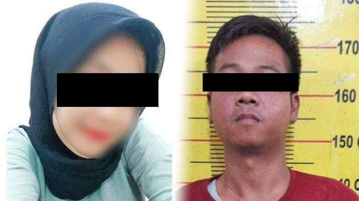 Pemuda di Medan Habisi Kekasihnya yang Masih SMA, Korban Disiram Air Keras, Baru Sebulan Pacaran