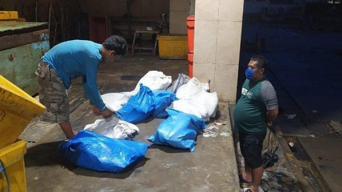 Polisi Tangkap 3 Pemuda yang Curi 297 Kilogram Ikan Cakalang di Kawasan Muara Baru