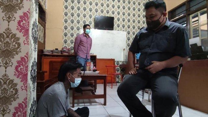 Residivis Kasus Perampokan di Kota Probolinggo Tikam Pengendara Motor hingga Tewas