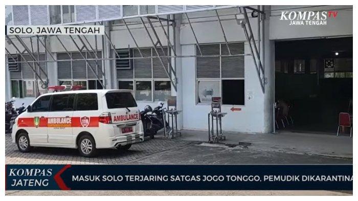 Lolos dari Penyekatan Jalan, 2 Pemudik Asal Jawa Barat Terjaring Satgas Jogo Tonggo di Solo