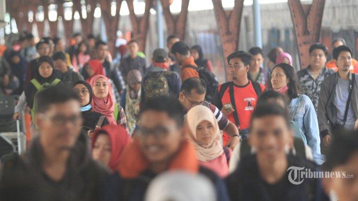 Musim Mudik 2018, PT KAI Angkut 6,2 Juta Penumpang