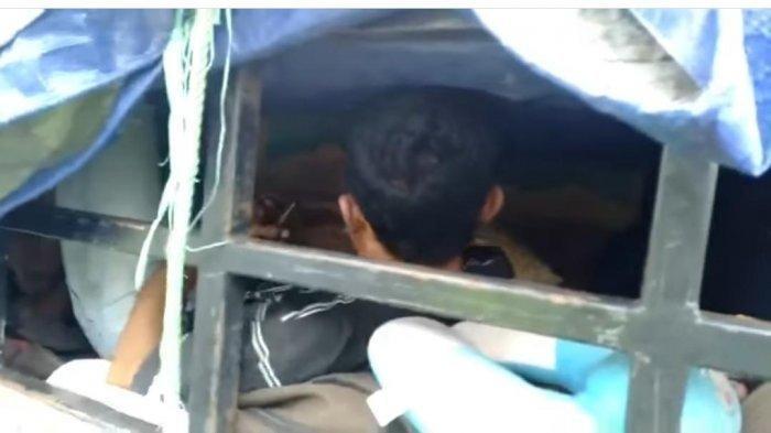Dua Pemudik Sembunyi di Bawah Tumpukan Kerupuk agar Lolos Pemeriksaan Petugas Pelabuhan Merak